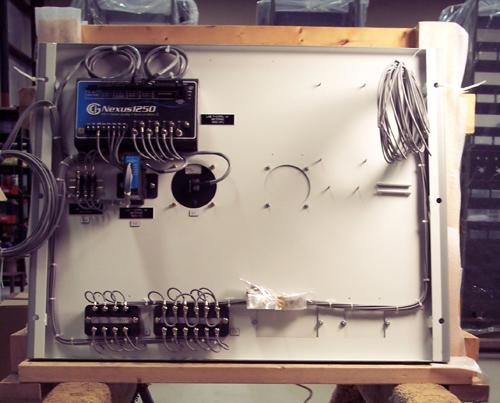 ... Panel Modification; Switchgear Door Replacement ...